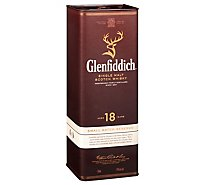 Glenfiddich Scotch 18 Year Scotch Whisky 86 Proof - 750 Ml