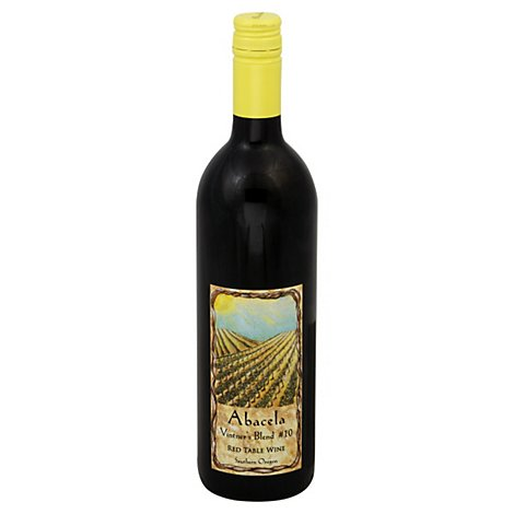 Abacela Vintners Blend #7 Red Table Wine - 750 Ml