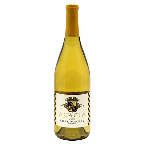 Acacia Wine Chardonnay Carneros - 750 Ml