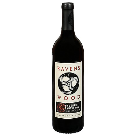 Ravenswood Wine Red Vintners Blend Cabernet Sauvignon - 750 Ml