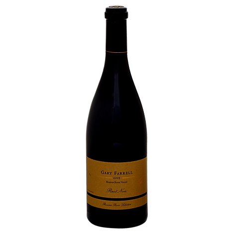 Gary Farrell Russian River Pinot Noir Wine - 750 Ml