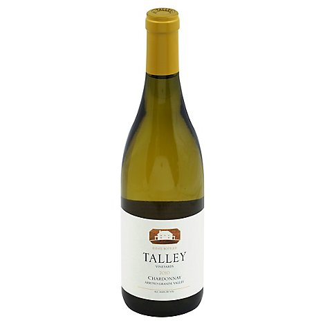 Talley Vineyards Estate Chardonnay Wine - 750 Ml