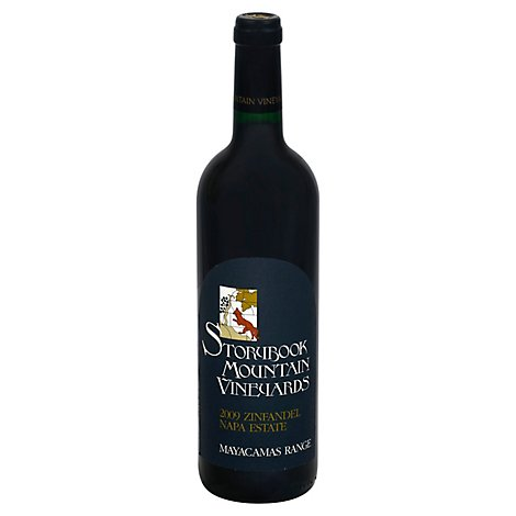 Storybook Mountain Napa Zinfandel Wine - 750 Ml