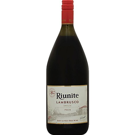 Riunite Wine Red Lambrusco Emilia Italia - 1.5 Liter