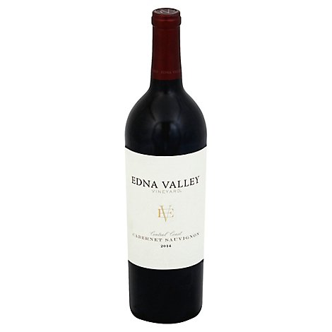 Edna Valley Vineyard Central Coast Cabernet Sauvignon Red Wine - 750 Ml