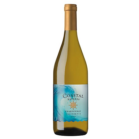 Beaulieu Vineyard Coastal Estates Wine Chardonnay California - 750 Ml