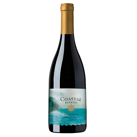 Beaulieu Vineyard Coastal Estates Wine Pinot Noir California - 750 Ml