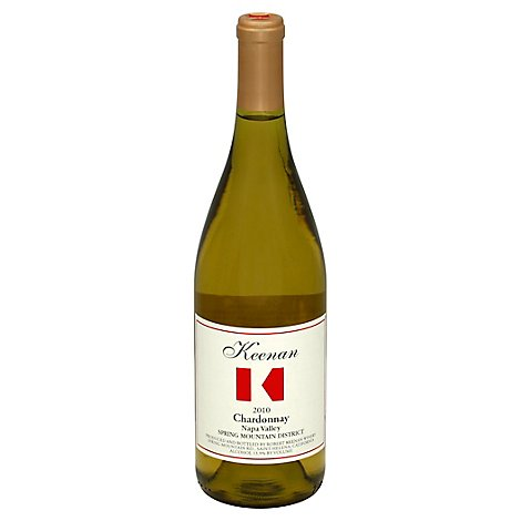 Keenan Napa Valley Chardonnay Wine - 750 Ml