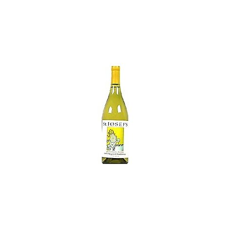 St Josephs Chardonnay Wine - 750 Ml