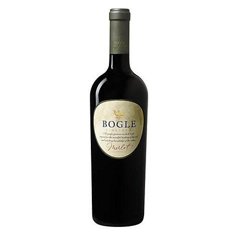 Bogle Vineyard Wine Merlot - 750 Ml