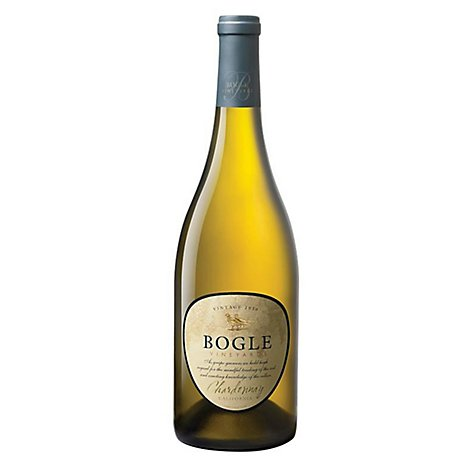 Bogle Vineyard Wine Chardonnay - 750 Ml