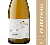 Kendall-Jackson Grand Reserve Wine White Chardonnay - 750 Ml