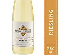 Kendall-Jackson Vintners Reserve Wine White Riesling - 750 Ml
