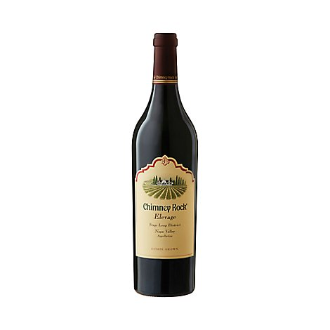 Chimney Rock Elevage Stags Leap District Red Wine - 1.5 Liter