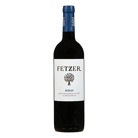 Fetzer Wine Merlot Eagle Peak California - 750 Ml