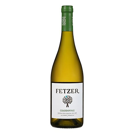 Fetzer Wine Chardonnay Sundial California - 750 Ml