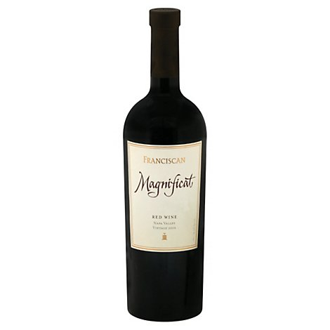 Franciscan Vineyard Napa Valley Wine Red Magnificat Meritage - 750 Ml