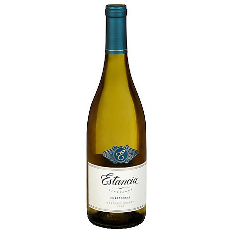 Estancia Wine White Chardonnay - 750 Ml
