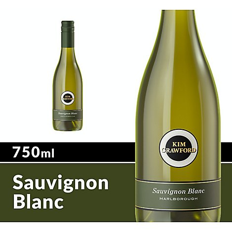 Kim Crawford Wine White Sauvignon Blanc - 750 Ml