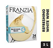 Franzia House Wine Favorites Wine Refreshing White - 5 Liter