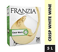 Franzia House Wine Favorites Wine Crisp White - 5 Liter