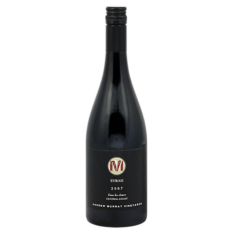 Andrew Murray Syrah Tous Les Jours Wine - 750 Ml