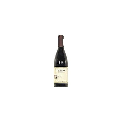 Castoro Cellars Paso Robles Syrah Wine - 750 Ml
