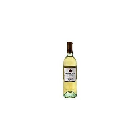 Geyser Peak Sauvignon Blanc Wine - 750 Ml