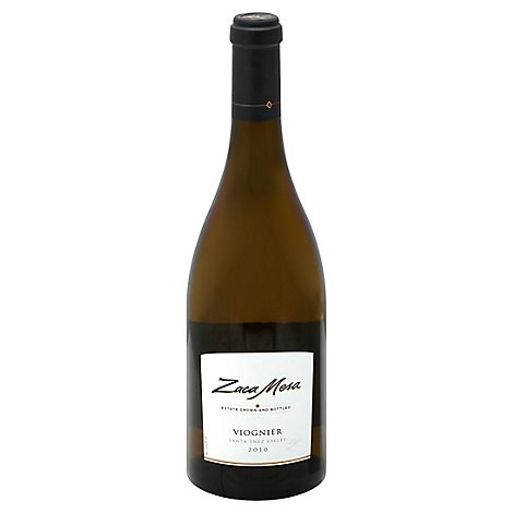 Zaca Mesa Viognier Wine - 750 Ml