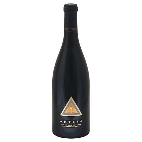 Artesa Carneros Estate Pinot Noir Wine - 750 Ml