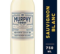 Murphy Goode Wine White Sauvignon Blanc North Coast Fume - 750 Ml