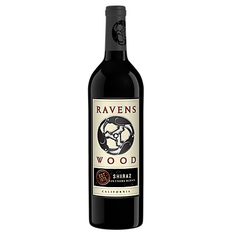 Ravenswood Wine Red Vintners Blend Shiraz - 750 Ml