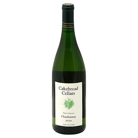 Cakebread Cellars Wine Chardonnay Napa Valley - 750 Ml