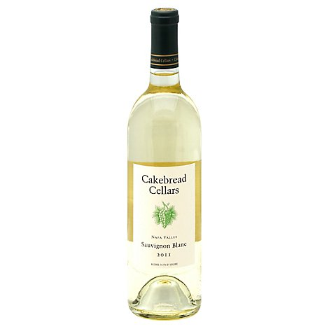 Cakebread Cellars Wine Sauvignon Blanc Napa Valley - 750 Ml