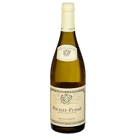 Louis Jadot Pouilly Fuisse Wine - 750 Ml