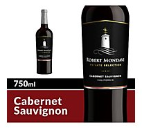 Robert Mondavi Private Selection Wine Red Cabernet Sauvignon - 750 Ml