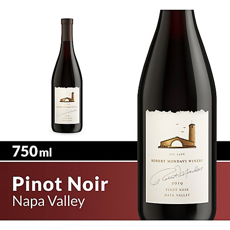 Robert Mondavi Winery Napa Valley Pinot Noir Red Wine - 750 Ml