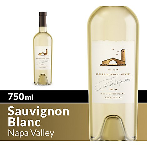 Robert Mondavi Winery Napa Valley Fume Blanc White Wine - 750 Ml