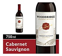 Woodbridge by Robert Mondavi Wine Cabernet Sauvignon Red - 750 Ml