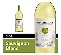 Woodbridge by Robert Mondavi Wine White Sauvignon Blanc - 1.5 Liter