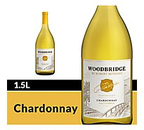 Woodbridge by Robert Mondavi Chardonnay White Wine - 1.5 Liter