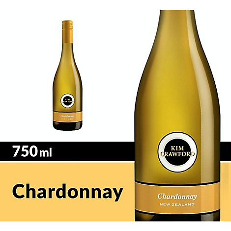Kim Crawford Wine White Chardonnay - 750 Ml