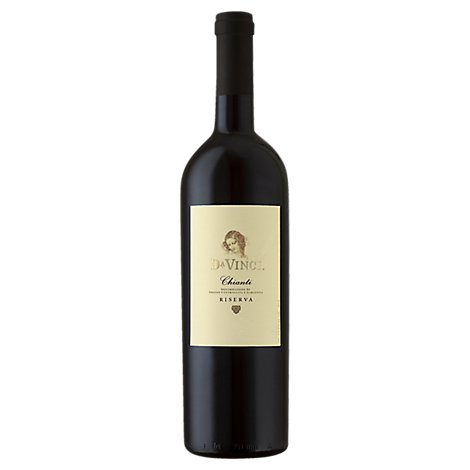 DaVinci Italian Chianti Riserva Red Wine - 750 Ml