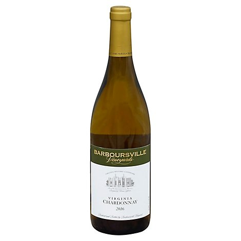 Barboursville Chardonnay Wine - 750 Ml