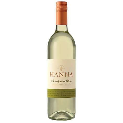 Hanna Russian River Valley Sauvignon Blanc Wine - 750 Ml