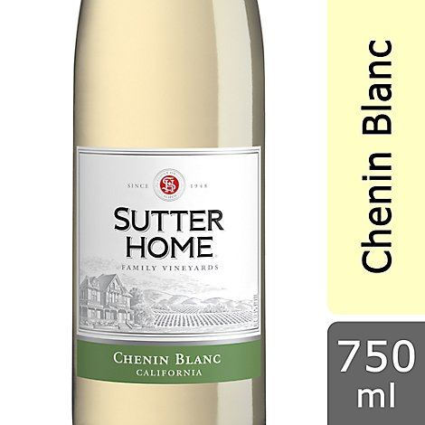 Sutter Home Wine Chenin Blanc California 2011 - 750 Ml