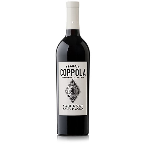 Francis Coppola Diamond Collection Wine Cabernet Sauvignon - 750 Ml