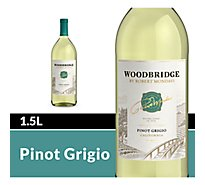 Woodbridge by Robert Mondavi Wine White Pinot Grigio - 1.5 Liter