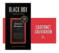 Black Box Cabernet Sauvignon Red Wine - 3 Liter
