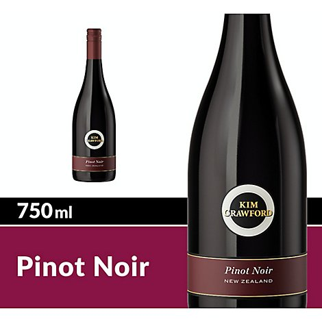 Kim Crawford Wine Red Pinot Noir - 750 Ml